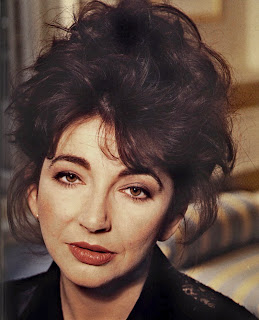 Kate Bush, edited in Gimp.