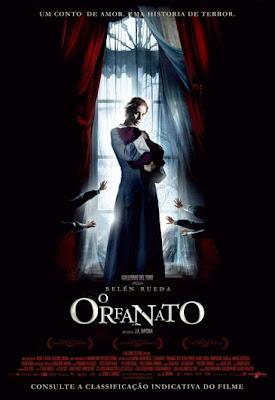 Filme Poster O Orfanato DVDRip XviD Dual Audio