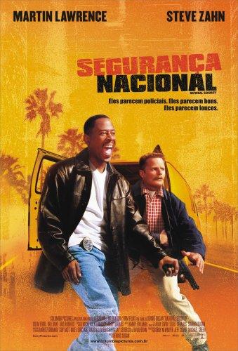 Filme Segurança Nacional DVDRip RMVB Dublado