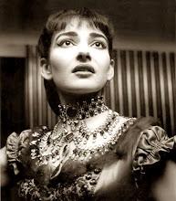 María Callas, 1956.