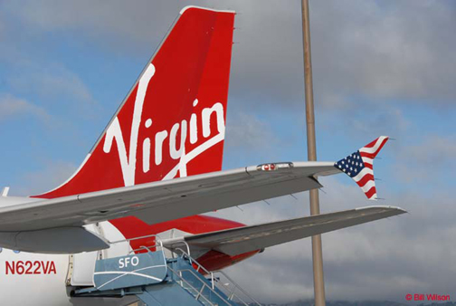 AlterNet is reporting that the captain of a Virgin Airways flight from San ...