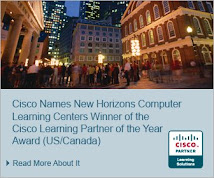 New Horizons Wins Cisco Learning Partner of the Year Award (US/Canada)