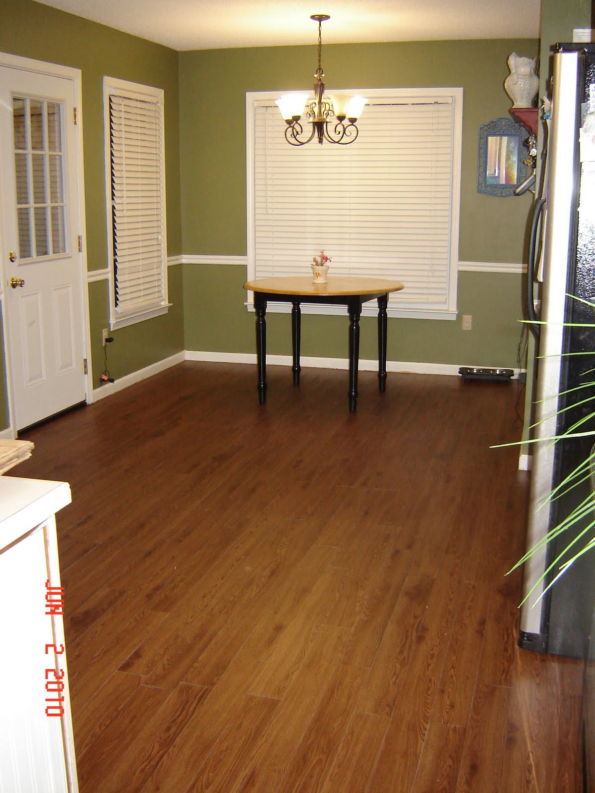 Creating Balance Peel Amp Stick Hardwood Floor