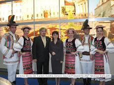 Directorul Biroul de Promovare Turistica a Romaniei