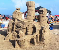 Fun With Sand Castles