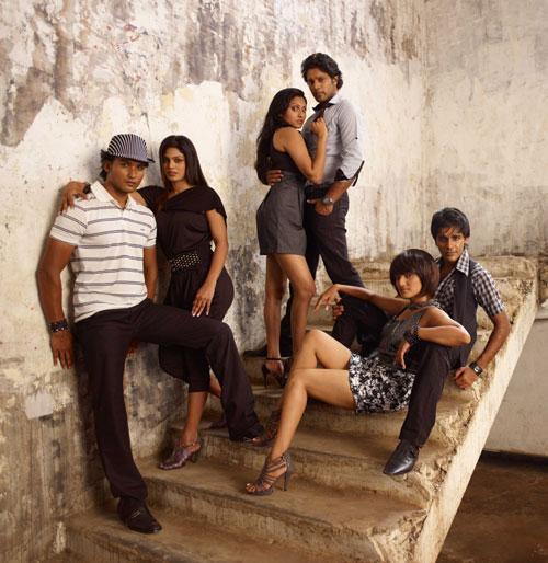 Sri Lankan Actress: Super Six new photos