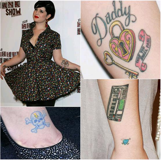 kelly osbourne tattoos. kelly osbourne tattoos. kelly