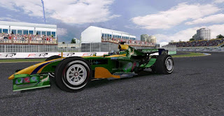 Official Launch of DSR-08 Car for 2008 season
