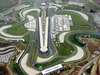 2nd race of the season: Sepang, Maylasia