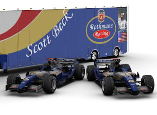 Rothmans Racing Renders by Riaan