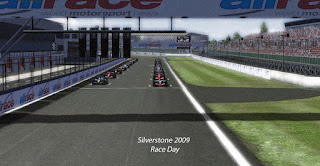 Good-Bye to Silverstone Track…..