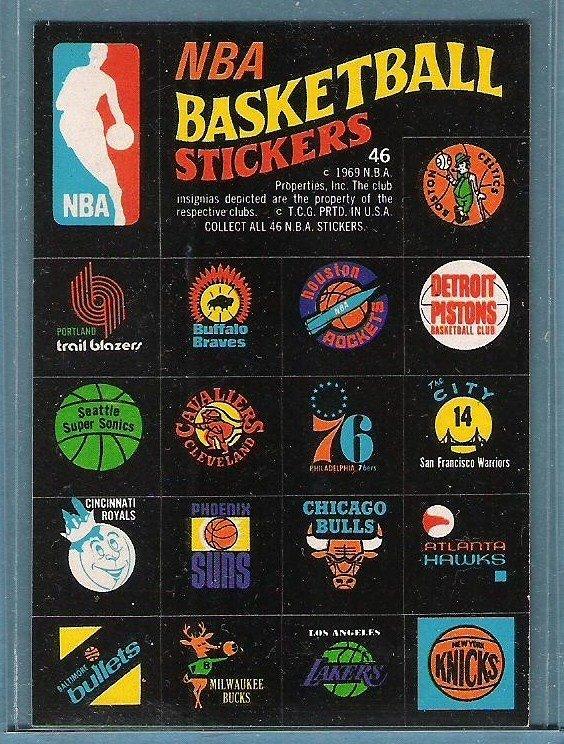 Logos of basketball