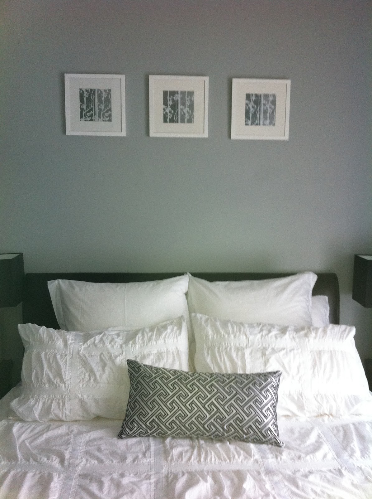 Hanging Wall Art Frames   Basil and Chaise