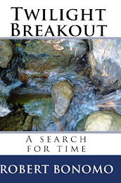 Twilight Breakout - Robert Bonomo&#39;s first novel