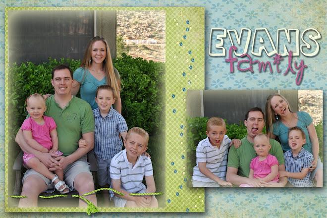 W Evans Family