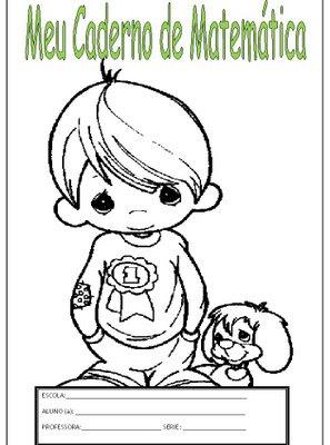 capa+de+caderno Capas de Caderno para crianças