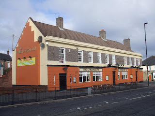 The Chillingham pub on Chillingham Road