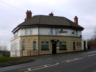Denton Road - The old Sporting Arms pub