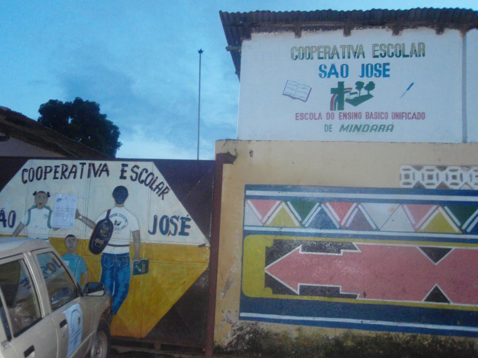 Proyecto Odontolog A En Guinea Bissau Cooperativa Escolar
