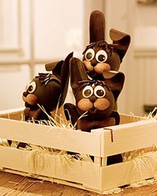 chocolate bunny recipe
