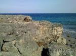 Pantai Kahuripan yang diselimuti daya magic panorama alami..
