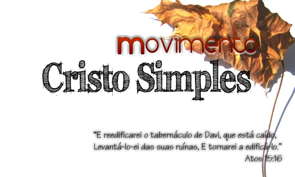 Movimento Cristo Simples
