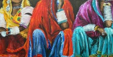 Mulheres de Gujarat