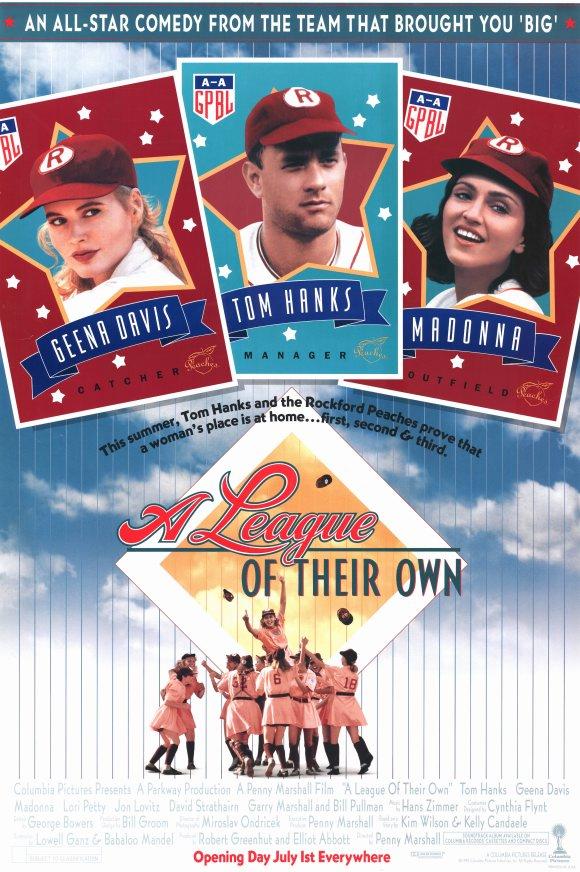 A League of Their Own (1992) | Cut The Crap Movie Reviews