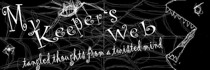 my keeper's web
