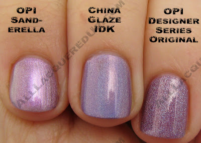idkcomp China Glaze OMG 2BKEWL Comparisons