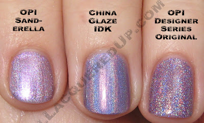 idkcompflash China Glaze OMG 2BKEWL Comparisons