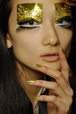 cdspring2008 Spring 2008 Couture Nail Watch   Christian Dior