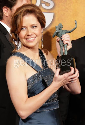 jennafischer Celebrity Nail Watch   SAG Award Nail Winners