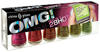 China Glaze Spring 2008   OMG! 2BHOT
