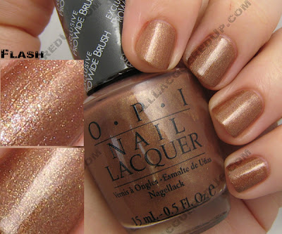 charmedbyasnake OPI Spring 2008 Collection   India