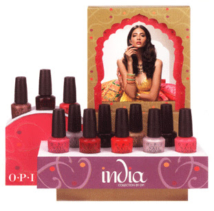 opiindia OPI Spring 2008 Collection   India