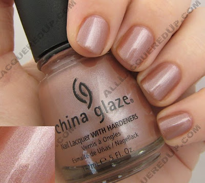 hybrid China Glaze Spring 2008   Ecollection