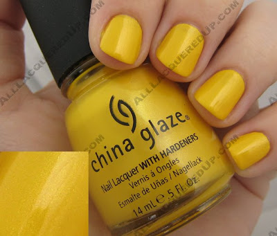 solarpower China Glaze Spring 2008   Ecollection
