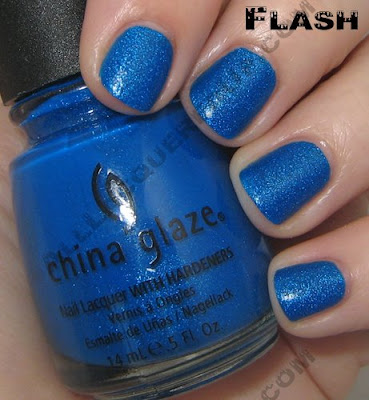 bluesparrowflash China Glaze Summer 2008   INK