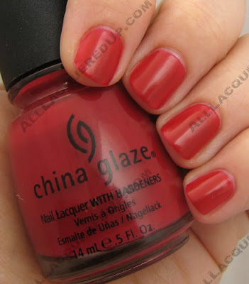 sacredheart China Glaze Summer 2008   INK