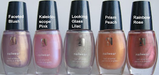 avon Avon Nailwear Kaleidoscope Shades