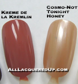 russianwheel1 OPI Russian Collection Swatches