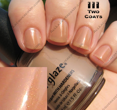 3twocoat China Glaze X Collection