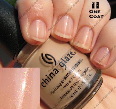 2onecoat China Glaze X Collection