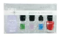  Zoya &amp; Qtica For The Holidays