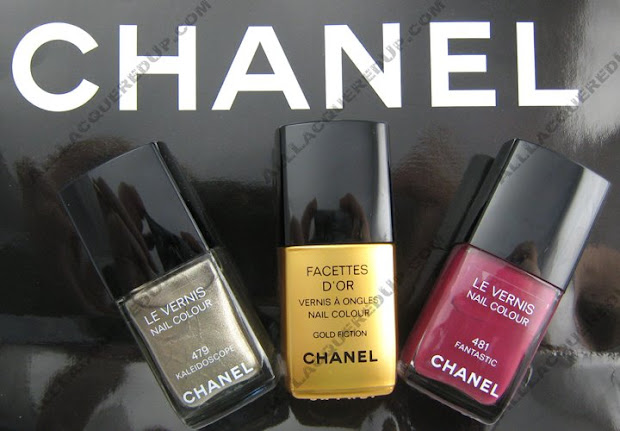 chanel fall 2008 - gold fiction