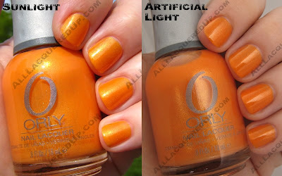orly heat wave Its A Neon, Neon World With Essie & Orly