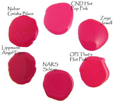 nail polish, nail lacquer, opi, zoya, cnd, creative nail design, NARS, Lippmann, nubar, pink, creme, cream, nails, manicure, pedicure, summer, trend