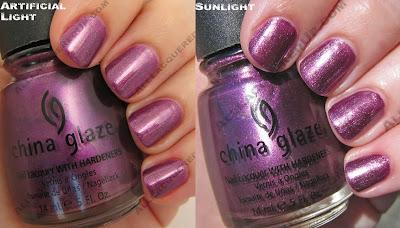 china glaze, fall 2008, nail polish, nail lacquer, nail color, rodeo diva, lasso my heart