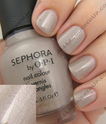 sephora by opi, opi, sephora, nail polish, nail lacquer, nail color, autumn and eve, fall 2008, run with it